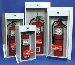 surface mount fire extinguisher cabinets classic series surface mounted fire extinguisher cabinets