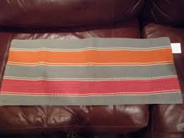 Pottery Barn Kilim Pillow Cover Pottery Barn Cheyenne Kilim Long Lumbar Pillow Cover Striped Woven