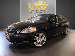lexus gs 450h used lexus gs 450h for sale canada