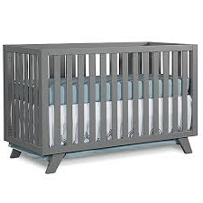 Grey Convertible Cribs Child Craft Soho 4 In 1 Convertible Crib In Grey Buybuy Baby