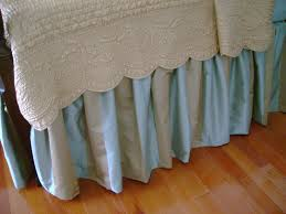 Detachable Bed Skirts Savannah Granny Update On Grip Deck Detachable Bedskirt