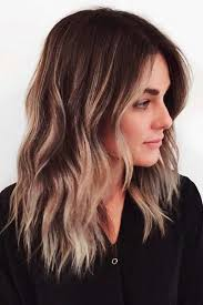 10 medium length hairstyles for thick hair in super colors