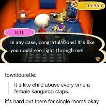 Animal Crossing Memes - this is hilarious xd lol animal crossing 3 pinterest