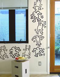 wall graphics blik dancers