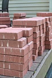 Brick Patio Diy 40 Best Bricks Images On Pinterest Backyard Ideas Garden Paths