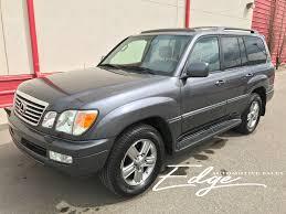 lexus lx470 for sale edmonton categories services used vehicle sales new u0026 used tire sales
