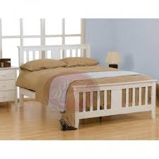 single bed frame white white bed frame in a flawless white finish