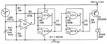 light sensitive circuits nuts u0026 volts magazine for the