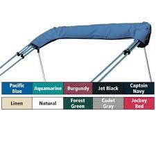 Sunbrella Replacement Canopy by Shademate Replacement Sunbrella Bimini Top Storage Boots