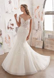 style wedding dresses best 25 illusion wedding dresses ideas on illusion