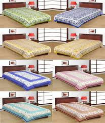 Cheap Single Bed Mattress India Uniqchoice Multicolour Traditional Beautiful Printed Combo Of 8