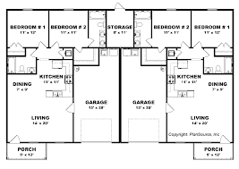 duplex plans with garage in middle duplex plans with garage in middle nabelea unique duplex plan with