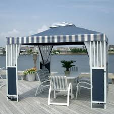 Fortunoffs Outdoor Furniture by Fortunoffs Gazebo Replacement Canopy Garden Winds