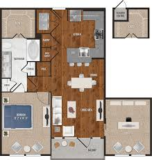 houston one bedroom apartments one bedrooms at alexan 5151
