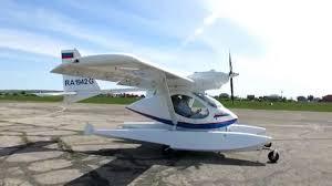 hibious light sport aircraft elitar sigma light sport aircraft youtube