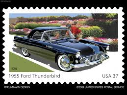 ford thunderbird 1955 pictures information u0026 specs