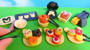 sylvanian families cuisine sylvanian families miniature bakery calico critters