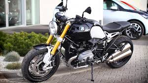 bmw 9t bmw r ninet design akrapovic exhaust sound