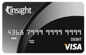prepaid debit card insight visa prepaid card review
