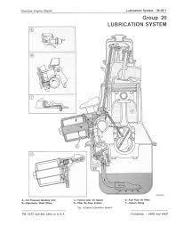 john deere 4400 and 4420 combine complete technical manual