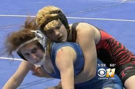 undefeated transgender wrestler wins girls championship but sparks
