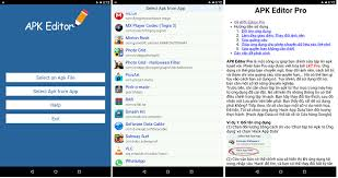 apk editor pro android app remhnak apk editor pro v1 7 0 chin it
