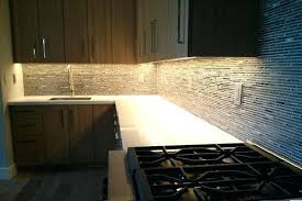 Under Cabinet Plug Strip Led Under Cabinet Lighting Shadowless Low Glare Countertop