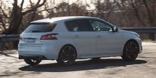 peugeot 308 gti 2016 2016 peugeot 308 gti 270 review caradvice