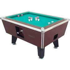 slate bumper pool table great american coin operated slate bumper pool table