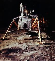 American Flag On The Moon Stunning Pictures Of 1969 First Moon Landing Daily Mail Online