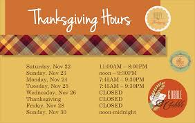 sau library thanksgiving hours sau beebrary