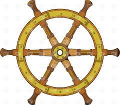 ship steering wheel clipart wooden ship steering wheel