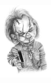 chucky coloring page 13 images of of chucky coloring pages coloring pages