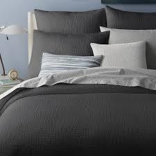 West Elm Chevron Duvet The New Trend In Textured Bedding