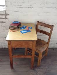 Childs Wooden Desk 20 Best Desks Kids Images On Pinterest Vintage Desks