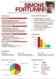 Resume For Software Engineer Is A Beautiful Graphical Cv Better Than A Text Only Professional