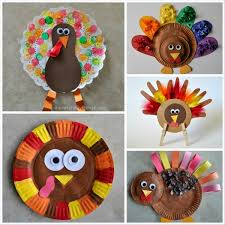 15 terrific turkey crafts for i crafty things