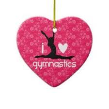gymnastics ornament stuff ballet gymnastics