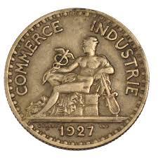 chambre de commerce 93 monnaies modernes 1900 1958 2 francs gadoury 533 comptoir des