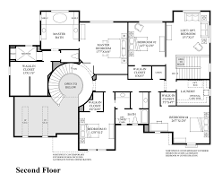 Floor Plans With Basement by Belvedere At Bellevue The Mccartney With Basement Home Design