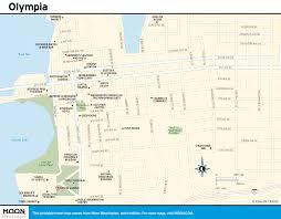 Washington State Printable Map by Washington State Map Olympia Afputra Com