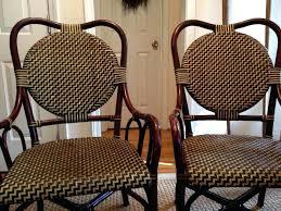 Wicker Bistro Chairs Rattan Bistro Chairs Smc