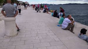 sea organ in zadar croatia youtube