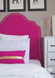 pink upholstered headboard u2013 clandestin info