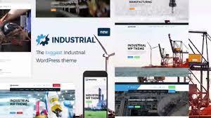 industrial theme industrial manufacturing wordpress theme themeforest website
