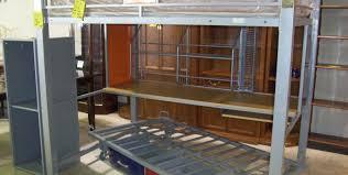 Bunk Bed Futon Combo Desk Beautiful House Interior Design Loft Bunk Beds With Desk