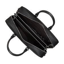 borsa porta documenti tods borsa porta documenti media uomo portadocumenti nero