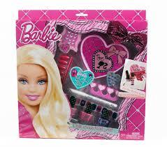 barbie dollicious nail art set markwins beauty uk