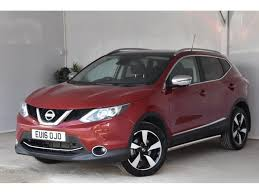 nissan qashqai used automatic used nissan qashqai suv 1 2 dig t n connecta 5dr in halifax west