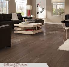 somerset wide plank colonial gray oak hardwood floors